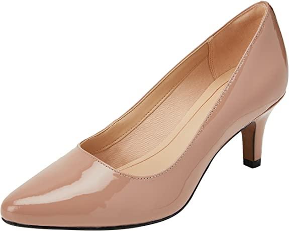 Clarks Zapatos de Tacón Mujer