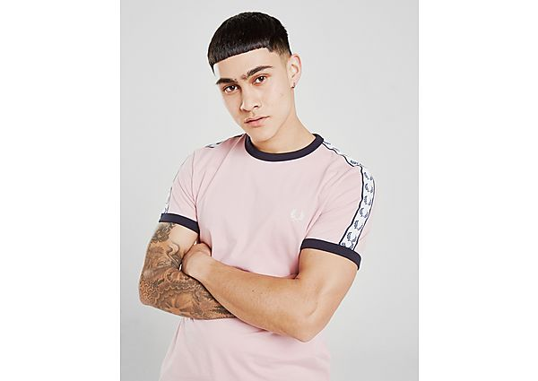 Fred Perry camiseta Taped Ringer
