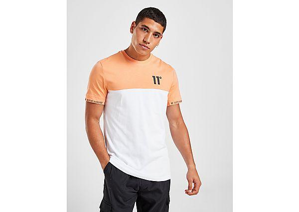 11 Degrees camiseta Colour Block Tape