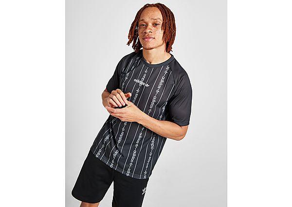 adidas Originals camiseta Vertical Stripe
