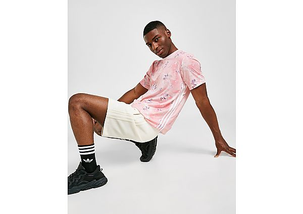adidas Originals camiseta Palm All Over Print