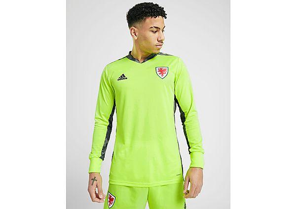 adidas camiseta de portero selección de Gales 2020 1.ª equipación