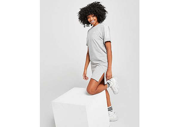 adidas Originals Vestido camiseta Adicolor Classics Roll-Up Sleeve