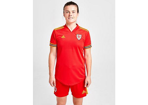 adidas camiseta selección de Gales 2020 1.ª equipación para mujer