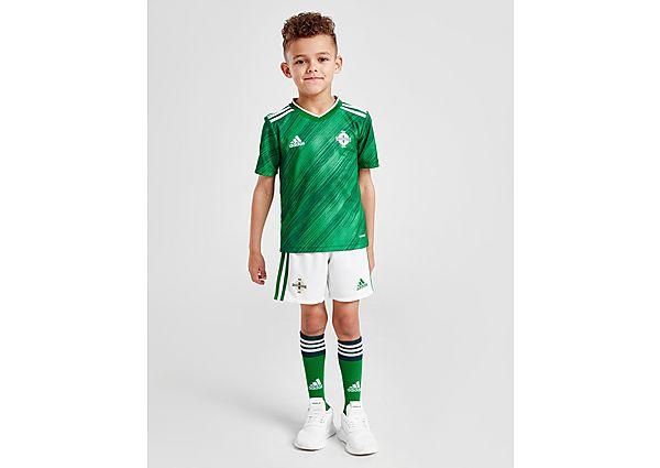 adidas conjunto selección de Irlanda del Norte 2020 1.ª equipación infantil