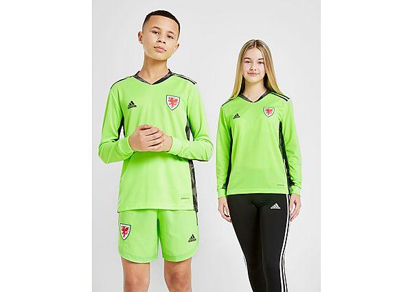 adidas camiseta de portero selección de Gales 2020 júnior