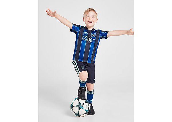 adidas Ajax 2021/22 Away Kit Children