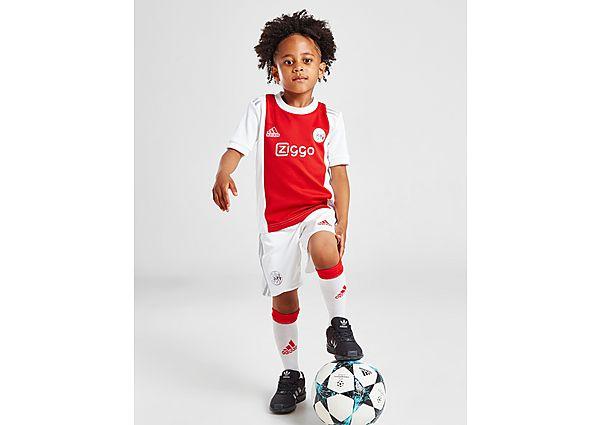 adidas conjunto Ajax 2021/22 1. ª equipación infantil
