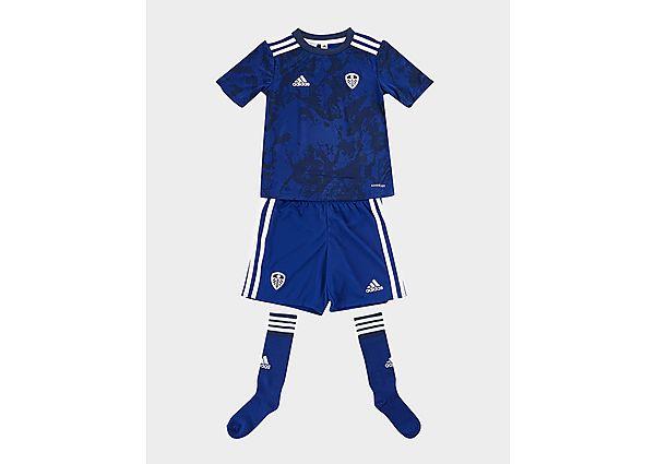adidas Leeds United FC 2021/22 Away Kit Children