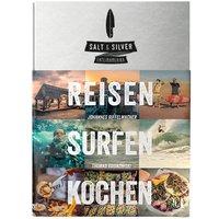 Salt & Silver REISEN SURFEN KOCHEN/ Lateinamerika Book estampado