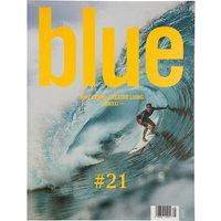 Blue Magazine Blue Yearbook 2021 Magazine estampado