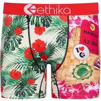 Ethika Aloha Mid Boxershorts estampado