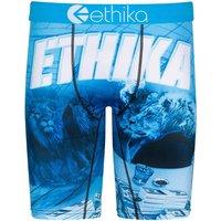 Ethika Blue Print Long Boxershorts estampado