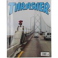 Thrasher Issues September 2021 Magazin estampado