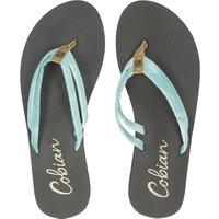 Cobian Soleil Sandals verde