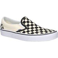 Vans Checkerboard Classic Slip-Ons estampado