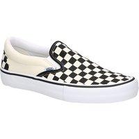 Vans Checkerboard Pro Slip-Ons estampado
