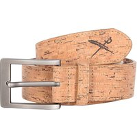 Iriedaily Cork Flag Belt marrón
