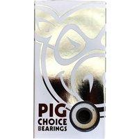 Pig Wheels Choice Bearings blanco
