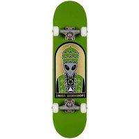"Alien Workshop Priest 7.75"" Complete verde"