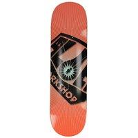 "Alien Workshop OG Burst 8.25"" Skateboard Deck rojo"