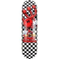 """World Industries Checker Devilman 8"""" Skateboard Deck estampado"""