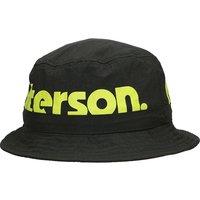Paterson Terrarosa Bucket Hat negro