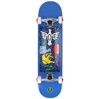 "Almost Skateistan Sky Doodle FP 7.5"" Complete estampado"