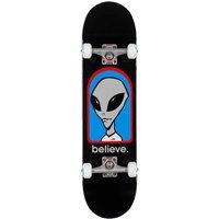 """Alien Workshop Believe  8.0"""" Complete negro"""