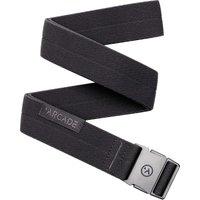Arcade Belts Midnighter Slim Belt negro