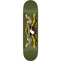 "Antihero Classic Eagle 8.38"" Skateboard Deck verde"