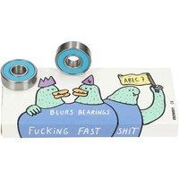 Blurs Bearings Abec 7 Bearings estampado