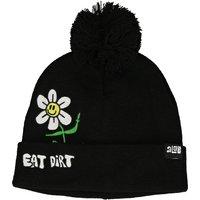A.Lab Eat Dirt Pom Beanie estampado