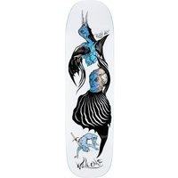 """Welcome Lay Isobel On Stonecipher 8.6"""" Skateboard Deck blanco"""
