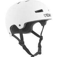 TSG Evolution Solid Color Helmet blanco