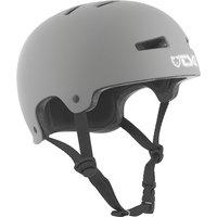 TSG Evolution Solid Color Helmet gris