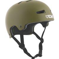 TSG Evolution Solid Color Helmet verde