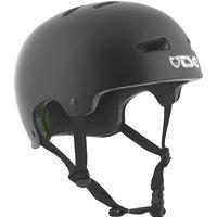 TSG Evolution Solid Color Helmet negro