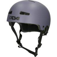 TSG Evolution Solid Color Helmet rojo