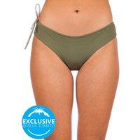 Zealous Matahari Surf Bottom Bikini Bottom verde