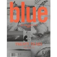 Blue Magazine Blue Yearbook 2020 Magazin estampado