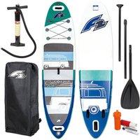 F2 California 11'6 SUP Board azul