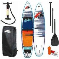 F2 Aloha 12'2 SUP Board rojo