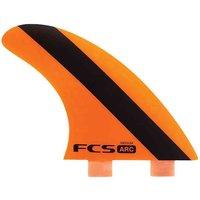 FCS Arc Medium Pc Tri-Quad Retail Fins estampado
