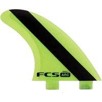 FCS Arc Small Pc Tri Fin estampado