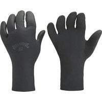 Billabong Abso 3mm 5 Finger Gloves negro