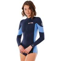 Rip Curl GBomb GB Back Zip Wetsuit azul