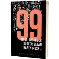 Falco Books 99 Dinge D Jeder Surfer Getan Haben Muss Book estampado