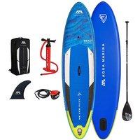 Aqua Marina Beast 10'6 Set SUP Paddle azul