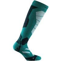 Dogma Socks Snow Leopard Ultra Technical Compression Tech Socks azul